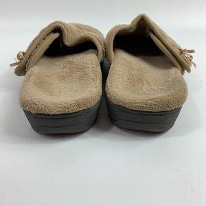 6b5a3b9e2865a Vionic Shoes   Adilyn Women Round Toe Canvas Slipper 8   Poshmark